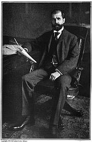 Author photo. Gustave Lorey