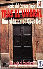 Tras El Umbral (Spanish Edition) by Carmen…