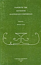 Papers of the sixteenth Algonquian…