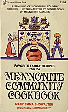 Favorite family recipes from the Mennonite…
