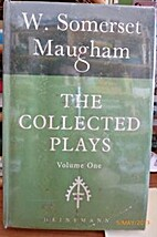 The Collected Plays of W. Somerset Maugham,…