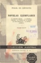 Exemplary Stories by Miguel de Cervantes…