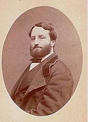 Author photo. c. 1886