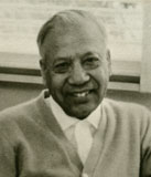 Author photo. Swami Prabhavananda