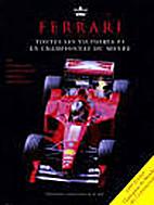 Ferrari - Toutes les victoires F1 en…