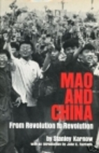 Mao and China: A Legacy of Turmoil by…