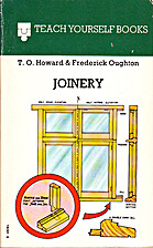 Joinery (Teach Yourself Books) by T. O.…