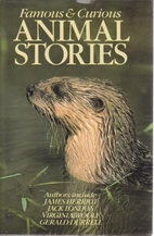 Famous and Curious Animal Stories by Sheila…