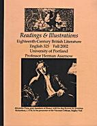 Readings & Illustrations: Eighteenth-Century…