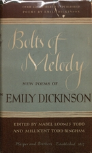 Bolts of Melody: New Poems of Emily…
