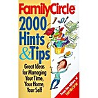 Family Circle 2000 Hints and Tips by Family…