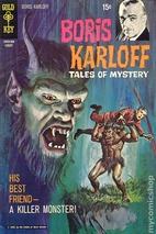 Boris Karloff Tales of Mystery 031 by Gold…