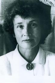 Author photo. Tatiana Proskouriakoff (1909-1985)