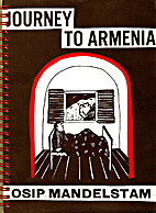 Journey to Armenia by Osip Mandelstam