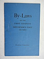 By-Laws of the First Company Governor's Foot…