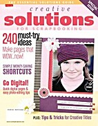 Creative Solutions for Scrapbooking by…