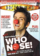 Doctor Who Magazine Issue 406 by Tom…