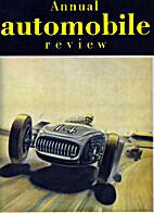ANNUAL AUTOMOBILE REVIEW No.1 1953-54