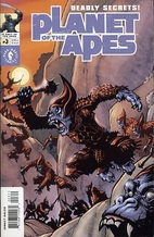 Planet of the Apes # 3