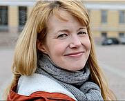 Author photo. Mirkka Lappalainen