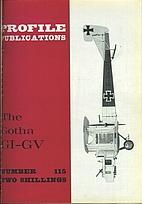 Gotha GI-GV (Profile 115) by Peter M. Grosz