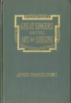 The art of the singer: Practical hints about…