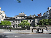 Author photo. The Henry Frick House, home of the Frick Collection, New York. Photo by user Gryffindor / Wikipedia