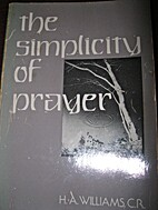 The simplicity of prayer: A discussion of…