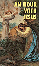 An Hour with Jesus - Volume II by Riehl…