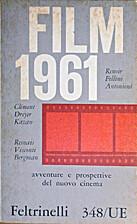 Film 1961: [avventure e prospettive del…