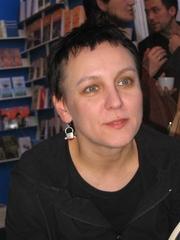Author photo. Credit: Mariusz Kubik, 2004, Cracow, Poland