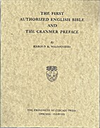 The First Authorized English Bible and the…