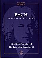 Sämtliche Kantaten 14 The Complete Cantatas…