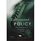 Environmental Policy: New Directions for the…