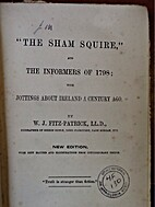 'The sham squire' and the informers of 1798…