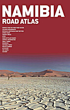 Road Atlas Namibia by Map Studio