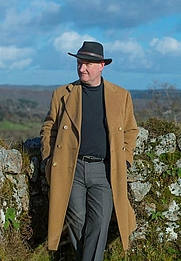 Author photo. Photographed by Jim Wileman