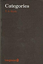 Categories by T. S. Blyth