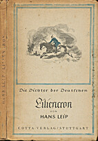 Liliencron by Hans Leip