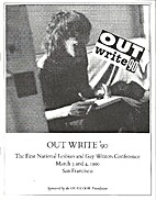Out Write '90: The First National Lesbian…