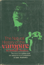 The natural history of the vampire - Anthony Masters