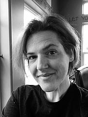 Author photo. Erin Pringle