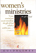Guidelines 2009-2012 Womens Ministries