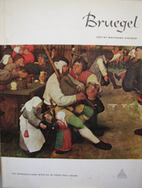 Pieter Bruegel the Elder by Wolfgang Stechow