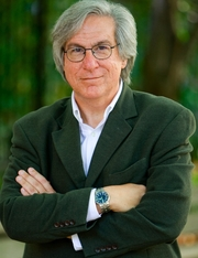 Author photo. Jonathan Rubin