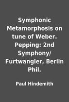 Symphonic Metamorphosis on tune of Weber.…