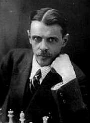 Author photo. Eugene Znosko-Borovsky