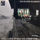 The Yard Went On Forever by Richard Harris
