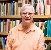 Author photo. University of Notre Dame