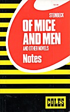 Steinbeck : Of mice and men and other novels…